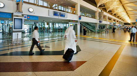 Dubai Int Airport Terminal One