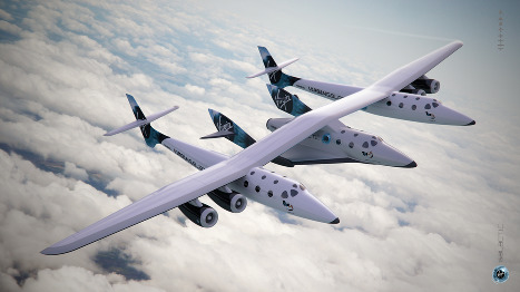 How does Virgin Galactic Work