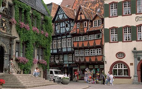 Holidays in Quedlinburg