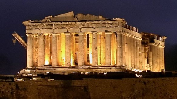 Tours of Greece - Acropolis
