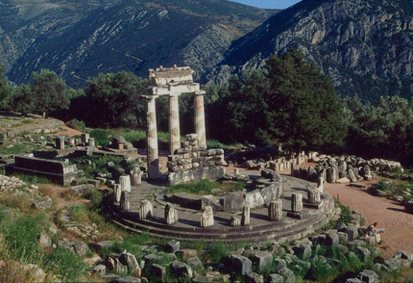 Tours of Greece - Delphi