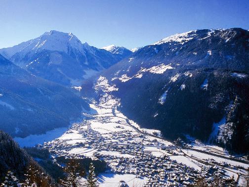 Ski Holidays to Mayrhofen