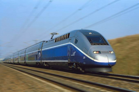 High Speed Trains in Europe