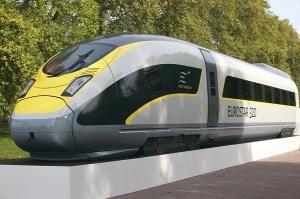 Eurostar e320 to Amsterdam
